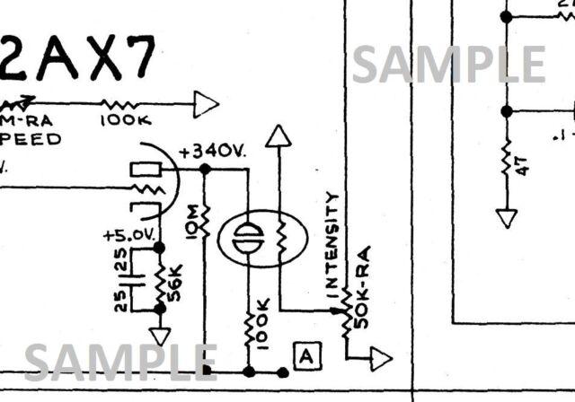 Fender Deluxe Aa763 Tube Guitar Amplifier Schematic Diagram Pdf