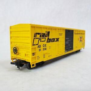 HO-Scale-Rail-Box-Box-Car-ABOX-51238