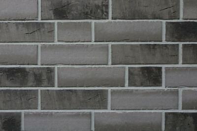 Nf-format Mischung Aus Ab085/ab086 1 Genossenschaft Klinker-riemchen Sorte Spaltklinker