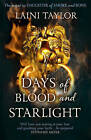 Days of Blood and Starlight by Laini Taylor (Paperback, 2013)