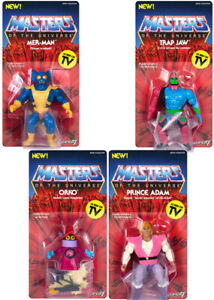 4er-Set-Neo-Vintage-Collection-WAVE-3-SUPER-7-MOTU-Masters-Universe-Orko-Adam