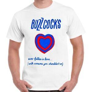 Buzzcocks Ever Fallen In Love Unisex T Shirt 1330