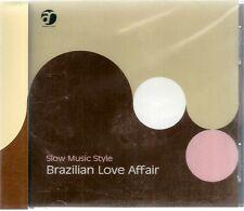 va Slow Music Style Brazilian Love Affair Japan CD w/obi dynasty VICL-69089