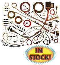 american autowire 510303 - 1953-56 ford f100 pickup classic update wiring  kit