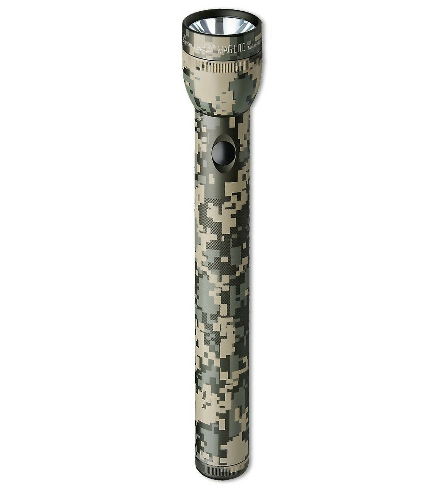 Maglite LED 3-Cell D Flashlight Universal Camo Universal Camo Pattern