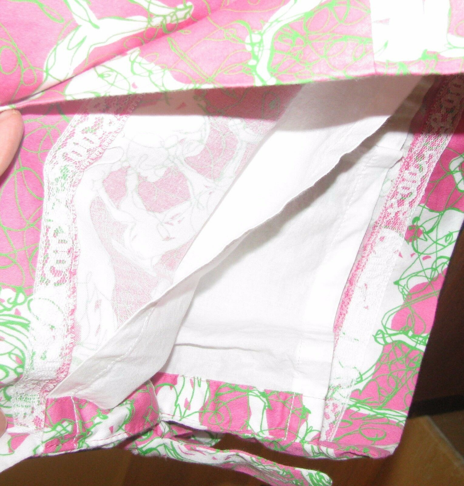 Lilly Pulitzer Shift Dress Pink Hot Hot Hot to Tred Horses Size 2 8b0358