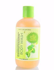 Antifungal Anti Acne Organic Natural Body Wash W Tea Tree