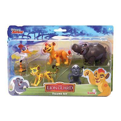 Jouet Jeux Disney La garde du Roi lion Personnages figurine NEUF TBE