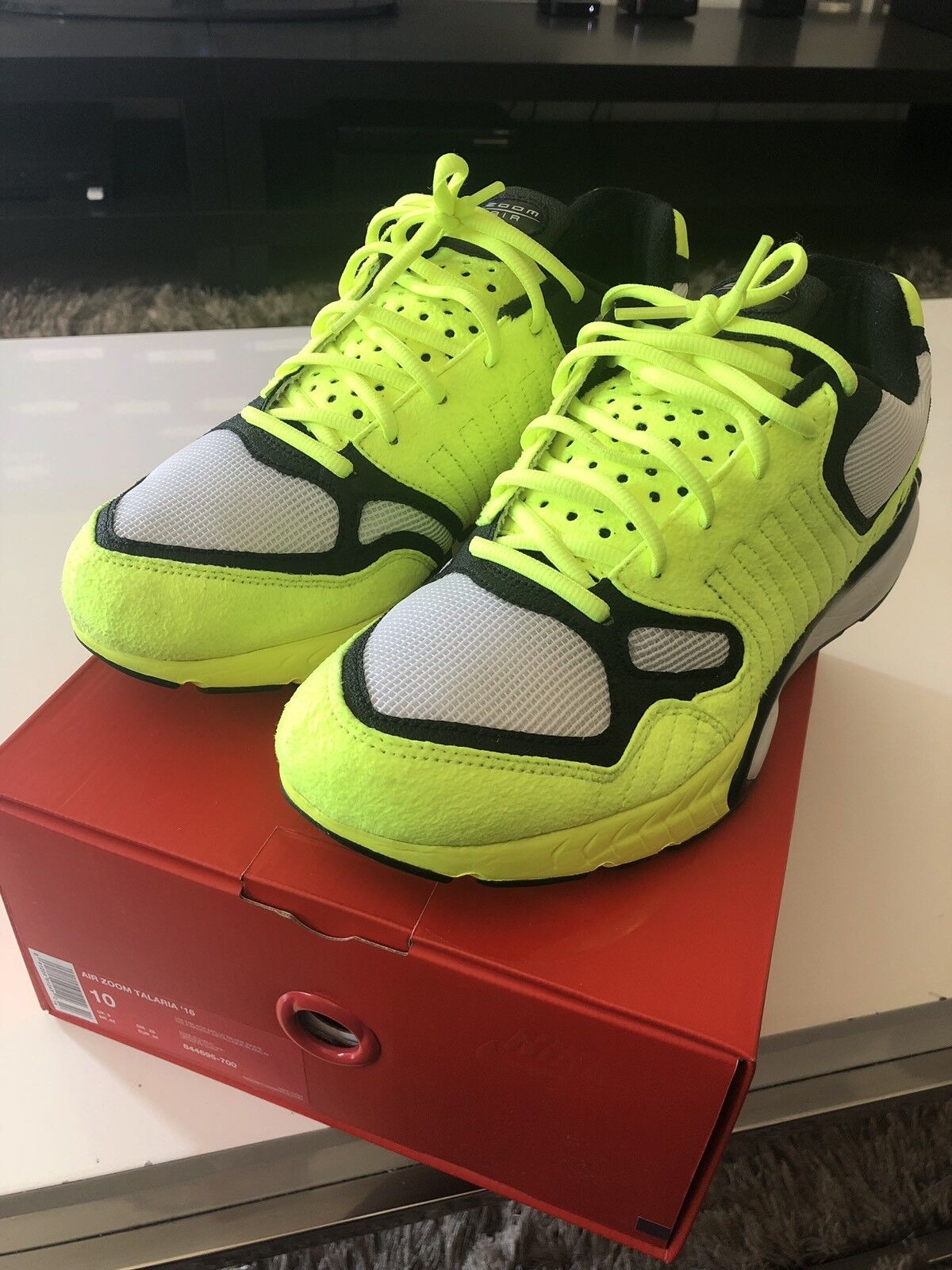 Nike Air Zoom Talaria '16 Größe 10 Us 9 Uk