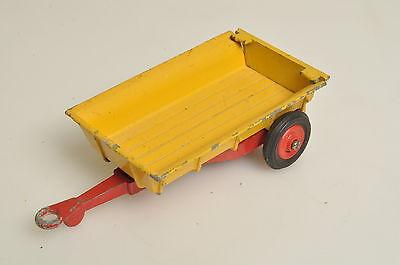 A827 Corgi Toys #51 Massey Ferguson 30cwt Tipping Trailer B/-