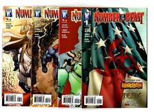 Number of the Beast #1-8 (2008) Wildstorm Productions VF/NM to NM-