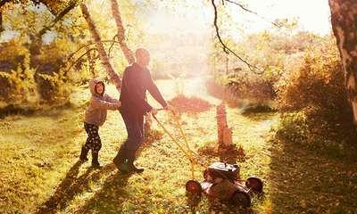 Machen Sie Ihren Garten winterfest - Jetzt loslegen