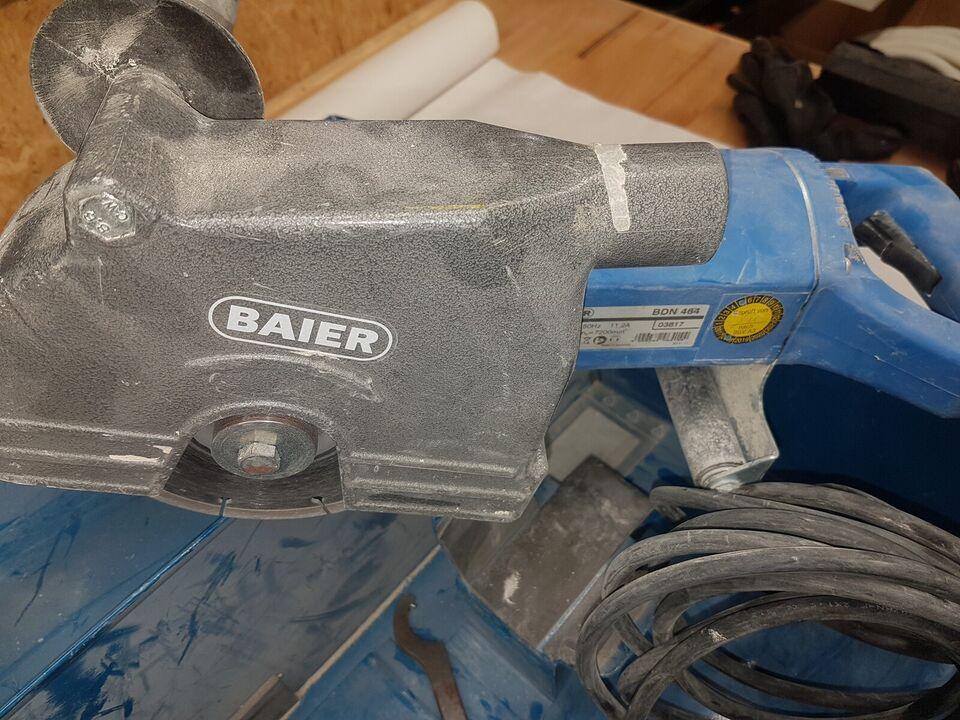 Andet elværktøj, Bayer