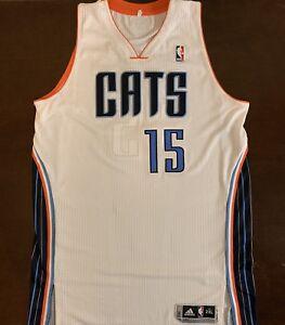 super popular 369fe 1e634 Details about Authentic Adidas NBA Charlotte Bobcats Kemba Walker  Basketball Jersey