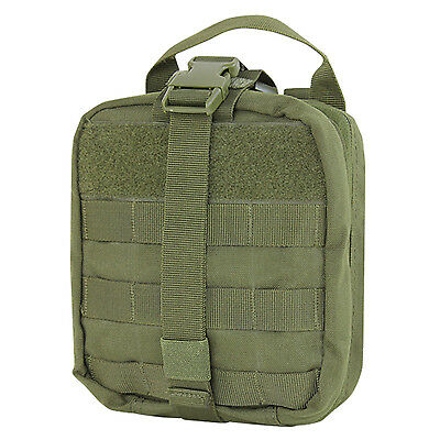 CONDOR OD GREEN EMT MOLLE PALS Rip Away Medic First Aid Tool Pouch Holster MA41