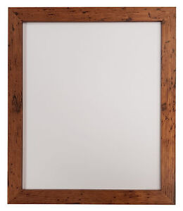 Vintage Wood Picture Poster Photo Frames Multiple Sizes Ready To