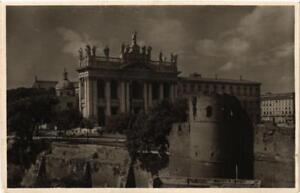 CPA Roma Basilica di S. Giovanni in Laterano. ITALY (552441) S2Zf2JQv-09090545-384421367