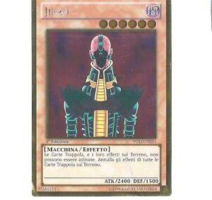 JINZO - YUGIOH CARD - Italia - JINZO - YUGIOH CARD - Italia