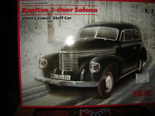 1:35 ICM Opel Kapitän 2-door Saloon WWII German Staff Car OVP
