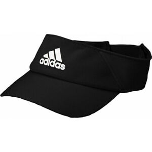 a28facd0303c34 Image is loading Adidas-Hat-Training-Climalite-Running-Visor-Cap-Fashion-