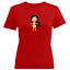 Juniors-Girl-Women-Tee-T-Shirt-Gift-Shirt-Cute-Princess-Pocahontas-Cartoon-Movie thumbnail 17