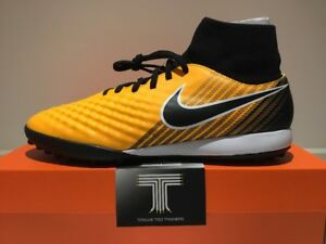 b8e9dc1e26bd Nike Magista X Onda II DF TF Dynamic Fit ~ 917796 801 ~ Uk Size 9.5 ...