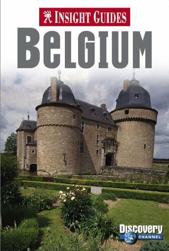 Belgium Insight Guide (Insight Guides) by Ellis, Michaels Paperback Book The