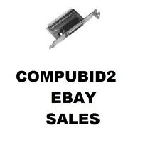 BRAND NEW BOXED SCSI ADAPTER 50M INTERNAL TO 50F EXTERNAL FAST FREE UK POST