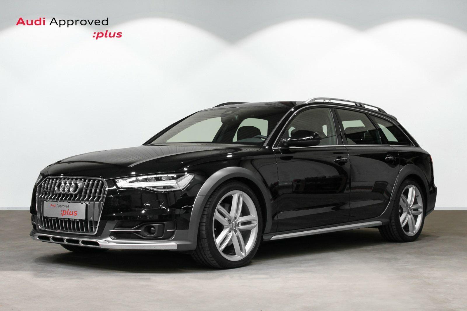 Audi A6 allroad 3,0 TDi 272 quattro S-tr. 5d