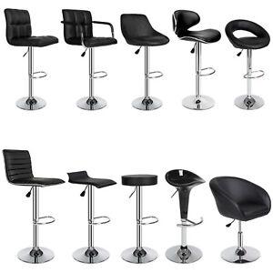 2er-set-tabourets-de-bar-chaise-de-bar-tabouret-Avec-Dossier-Chaise-pivotante-Chrome-1x-Lounge