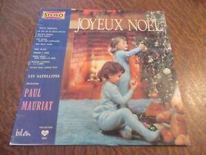 Adeste Fideles Joyeux Noel.Details About 33 Tours Les Satellites Direction Paul Mauriat Joyeux Noel