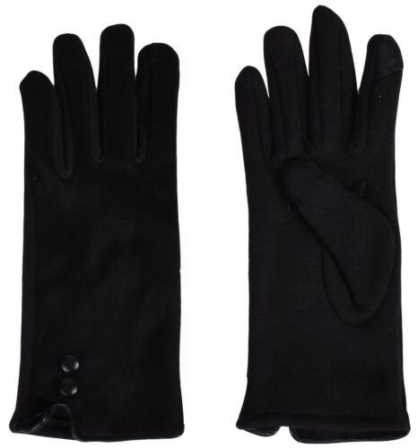 Ladies Women Gloves Soft Luxury Touch Screen Warm Fleece Winter 100/% Polyester