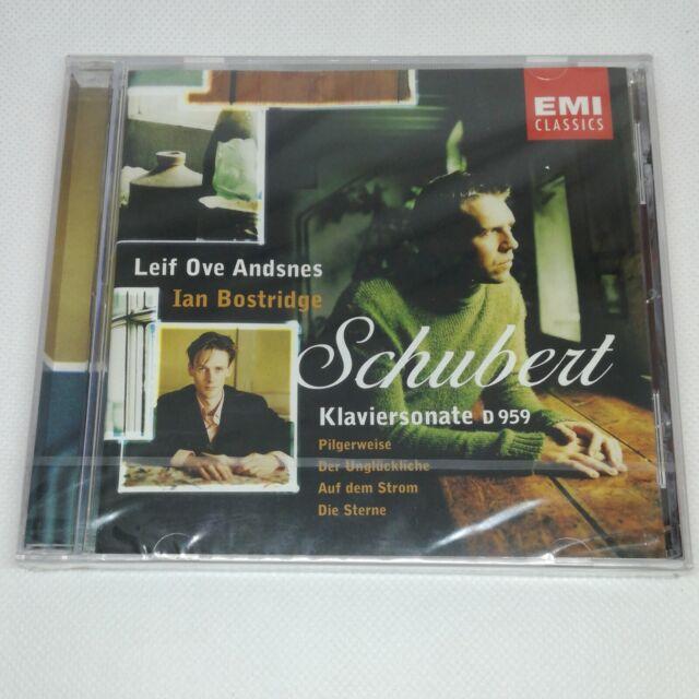 Leif Ove Andsnes. Ian Bostridge. Schubert - Klaviersonate D 959. Pilgerweise...