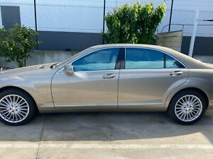 WREAKING-2010-MERCEDES-BENZ-S600-V12-READ-DESCRIPTION
