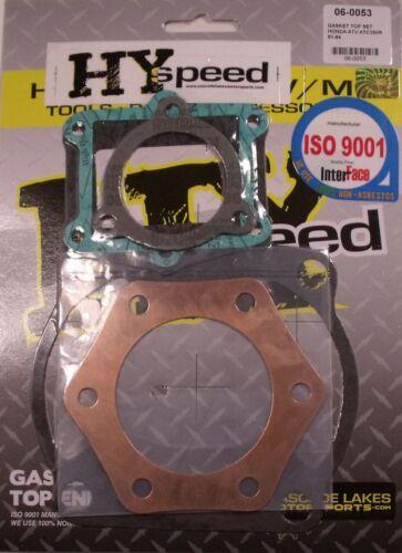 HYspeed Top End Head Gasket Kit Set Honda ATC250R 1981-1984