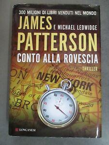JAMES PATTERSON - CONTO ALLA ROVESCIA - LONGANESI 2014
