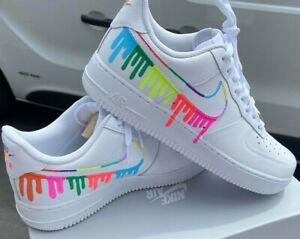Details about Custom Pride Air Force 1