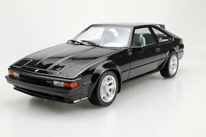 Toyota-Celica-Supra-MK-II-schwarz-1984-1-18-LS-Collectibles-limited