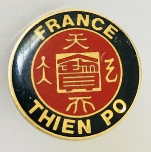 Thien-Po-Pin-Badge-Advertising-France-Vintage-C3