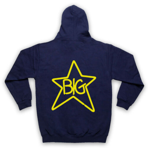 BIG STAR UNOFFICIAL CLASSIC ROCK ALEX CHILTON BAND ADULTS /& KIDS HOODIE
