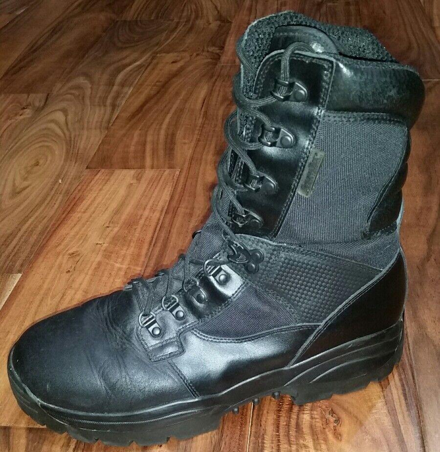 Magnum Elite 900 WP Botas tácticas de combate policial Impermeable Negro 8 Negro Impermeable para Hombre 711c5d