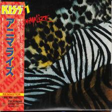KISS Animalize CD MINI LP