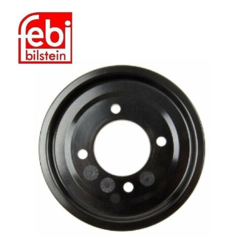 FEBI Engine Water Pump Pulley for BMW X5 4.4i 2000-2003