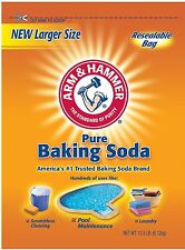 Arm & Hammer Pure Baking Soda Cleaning Pool Maintenance Laundry Odors, ...