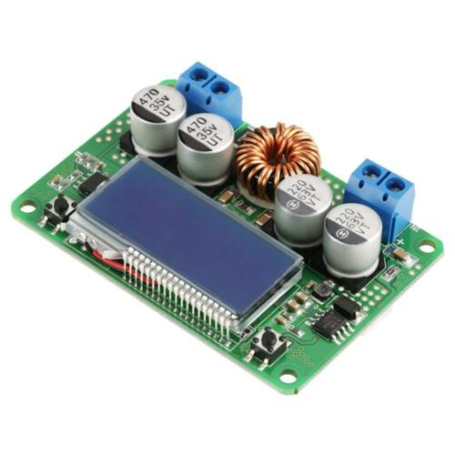 New DC-DC 8-60V To 3-32V Max 7A Adjustable Buck Step-down Power Supply Module