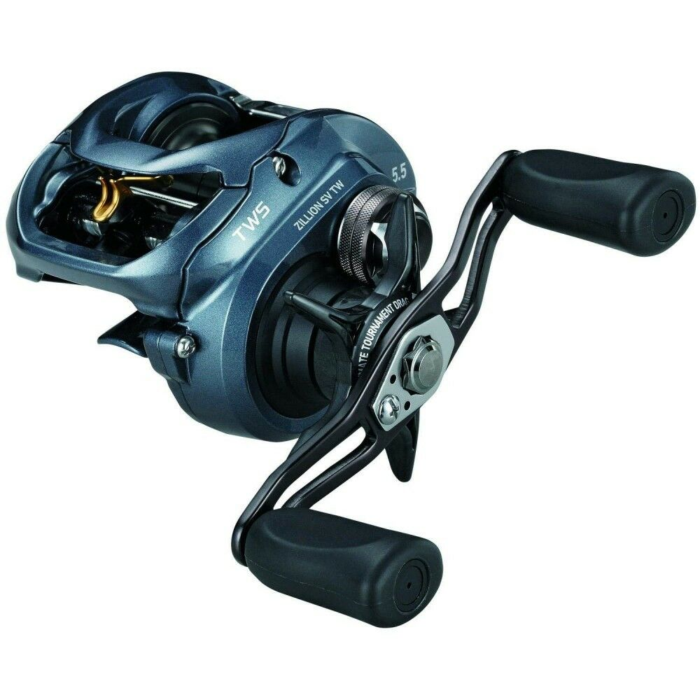 Daiwa Bait Reel ZILLION SV TW 1016SVL For Fishing From Japan
