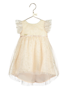 Girls Official Disney Boutique Tinkerbell Occasion Party Dress 3-24 Months