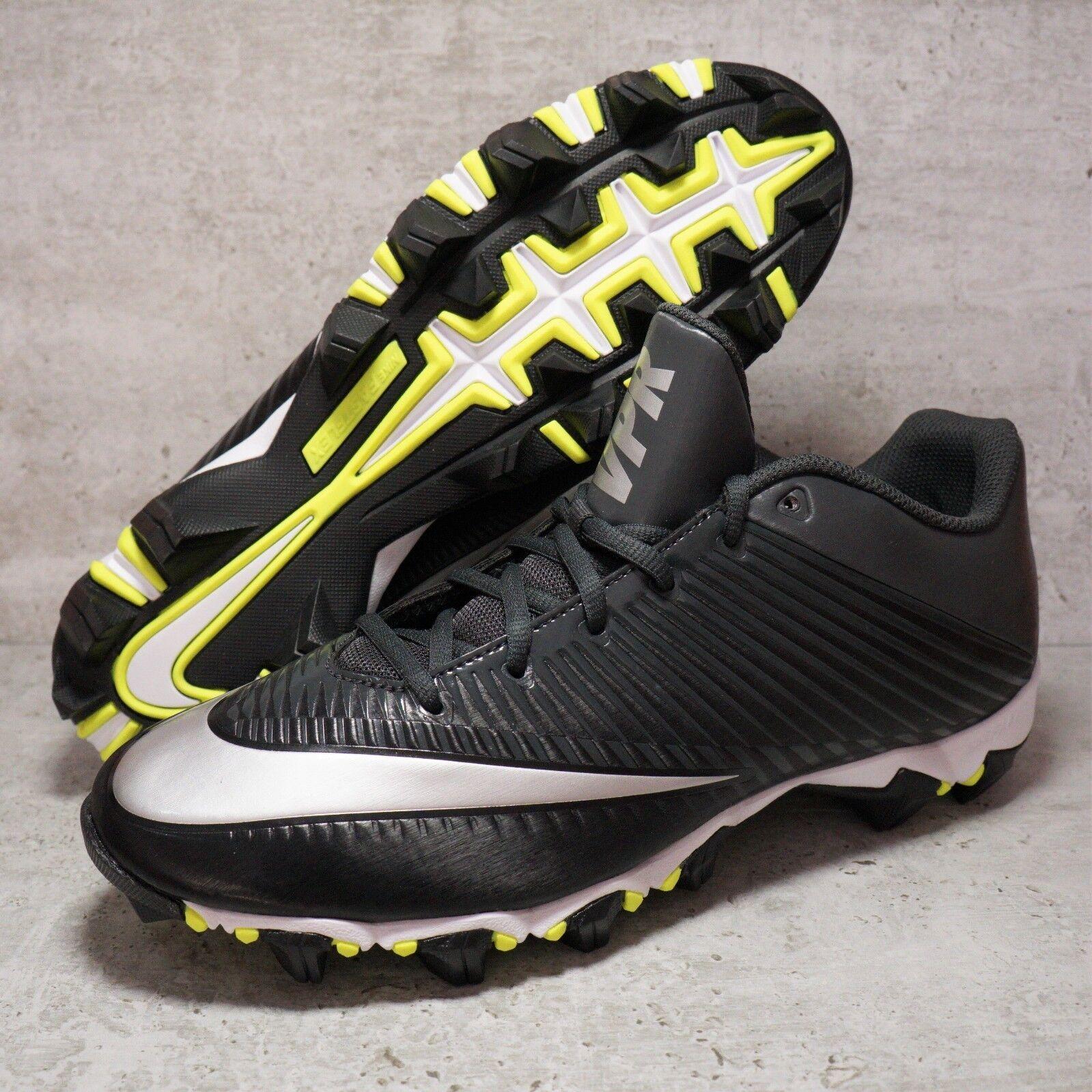 1601a33188b8 NEW Mens Nike Vapor Shark 2 Men's Football Cleats Cleats Cleats Size 11  833391-002 fae93c