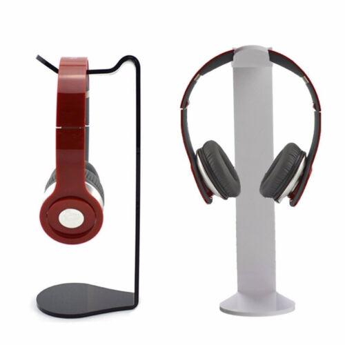 Earphone Holder Acrylic Headset Hanger Gaming Headphone Display Stand Universal