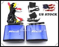 5.8ghz Wireless A/v Av 3 Rca Audio Video Av Sender Transmitter Receiver Iptv Ccd